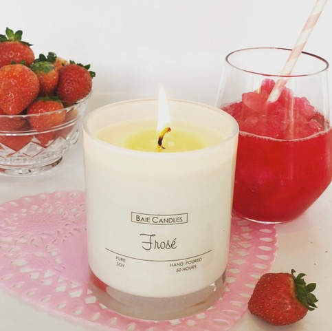 Baie Candles Frose
