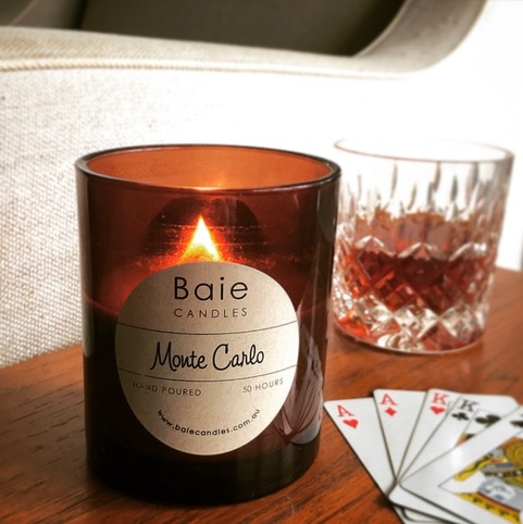 Baie Candles Monte Carlo