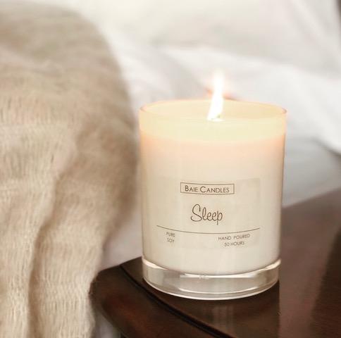 Baie Candles Sleep candle