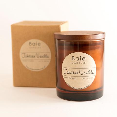 Tahiti Vanilla jar