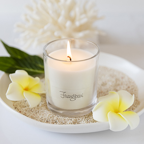 Hand made in Melbourne - this is the true scent of the stunning frangipani flower reminiscent of tropical island holidays.