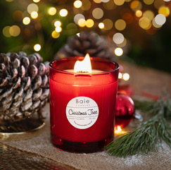 Just like walking through a pine forest, this candle is the true scent of Christmas trees in your home. Available to order year round!