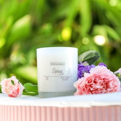 ie Candles Spring candle